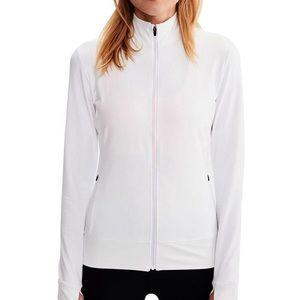 white Lolë jacket